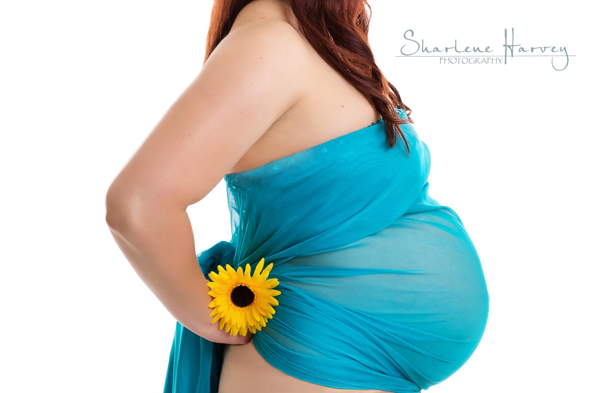 Gorgeous Pregnancy Belly | Mornington Peninsula Maternity Photographer
