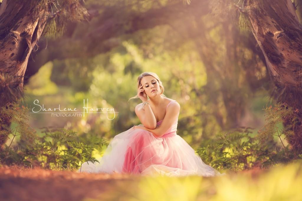 Sharlene Harvey Glamour Photography